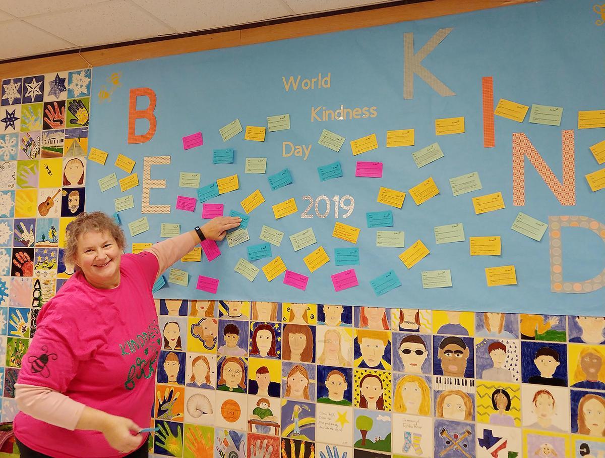 EMC holds Kindness Week