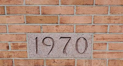 Essex High School cornerstone