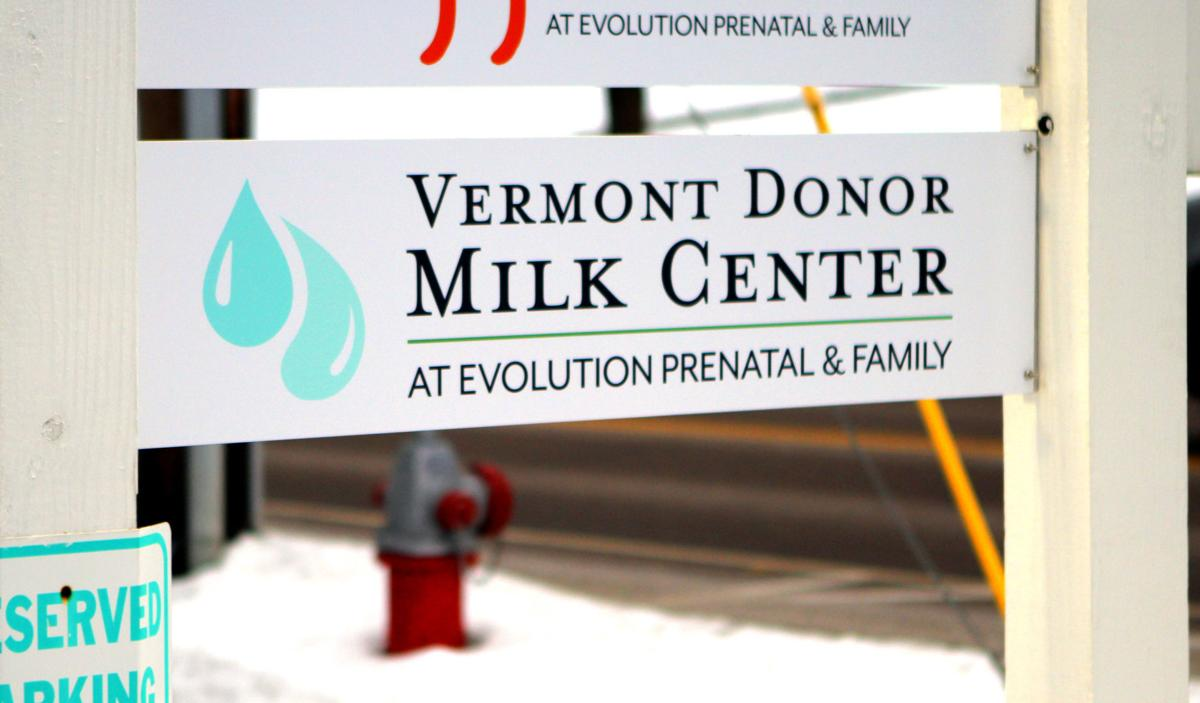 Vermont's first donor breast milk center opens for business in Essex Junction