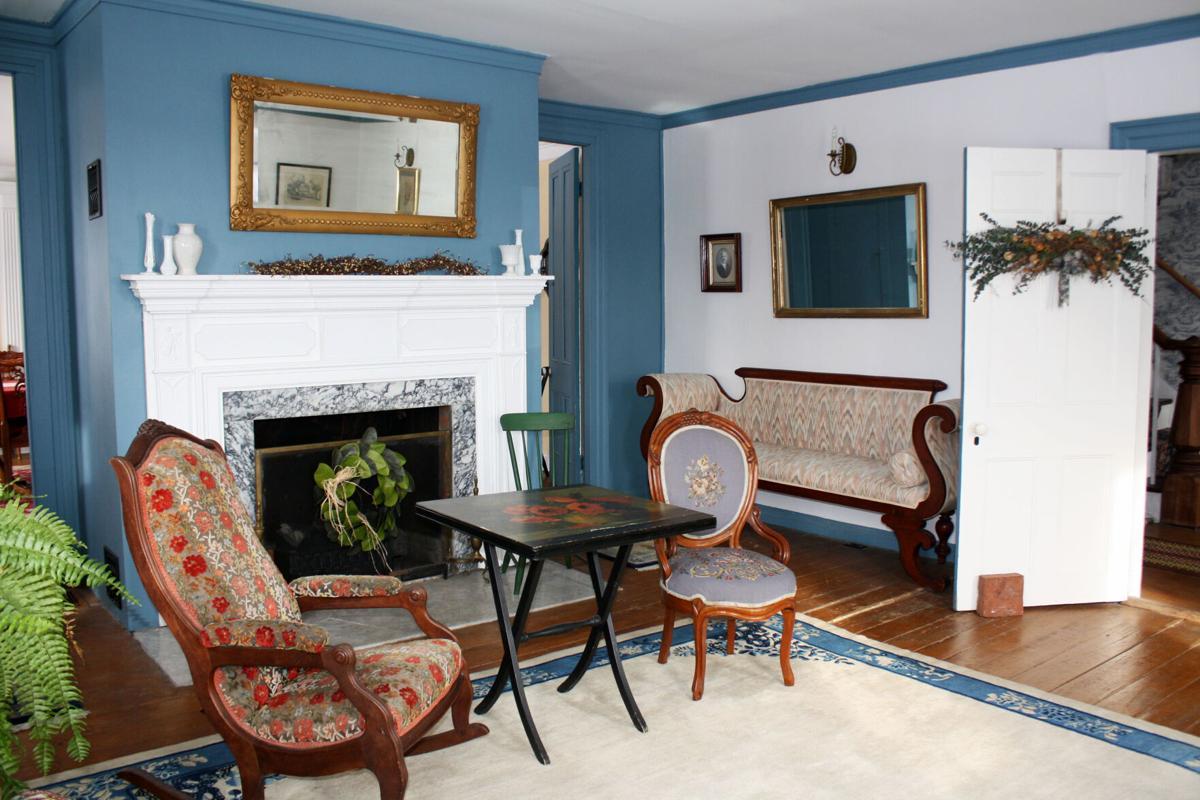 Soule House Living Room