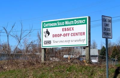 CSWD's Essex site to hold leaf, yard debris collection weekends