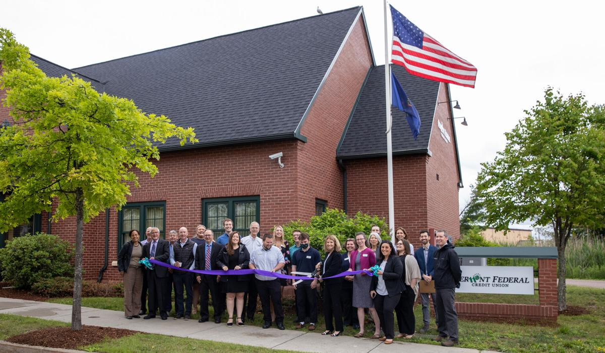 Vermont Federal Credit Union, Essex opening