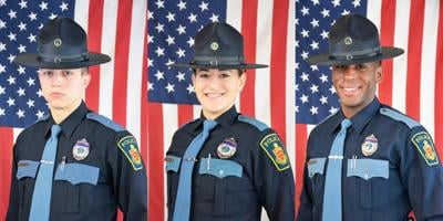 Three Essex officers graduate from Vermont Police Academy