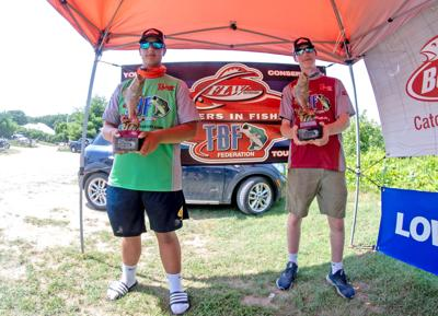 Big day on Champlain leads to high school championship triumph for EHS anglers