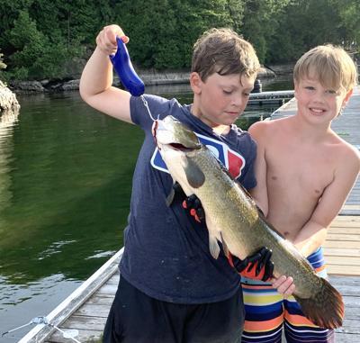 Bowfin Catch