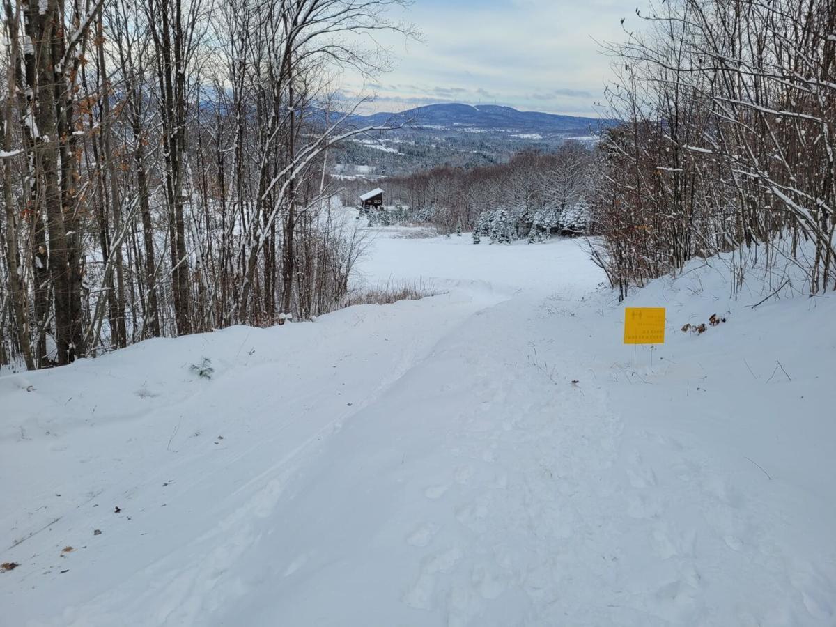 Sharp Park sledding