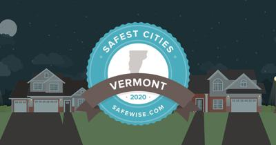 safewise vermont safest city