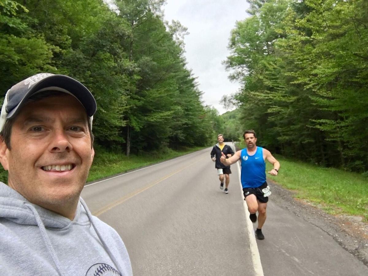 Miles for Meals Selfie