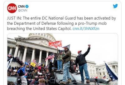 CNN tweet capture