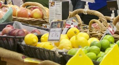 produce stock