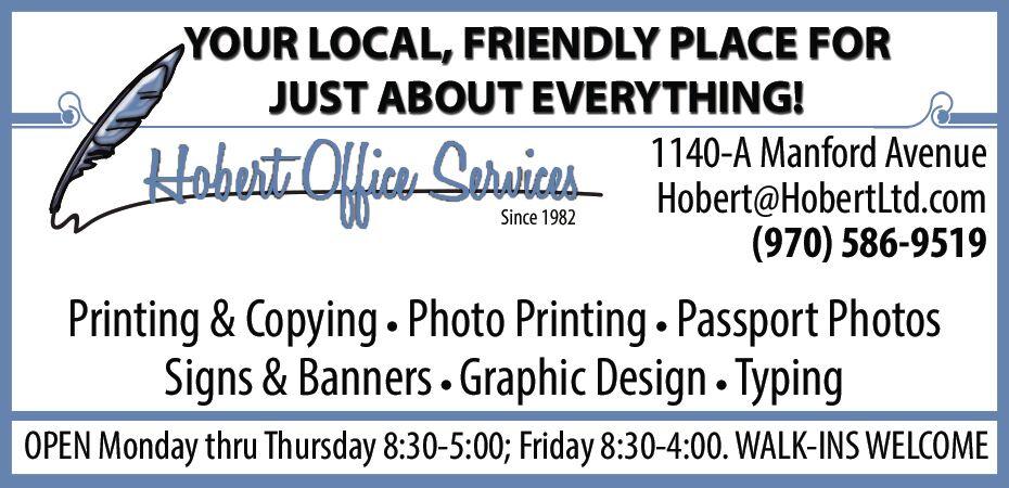 Hobert Office Services