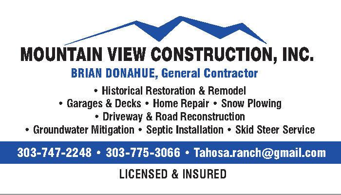 Mountain View Construction