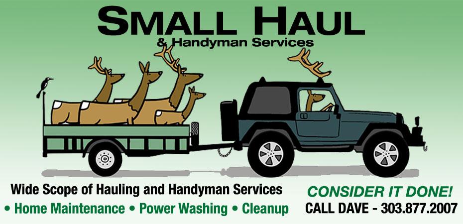 Small Haul & Handyman Services