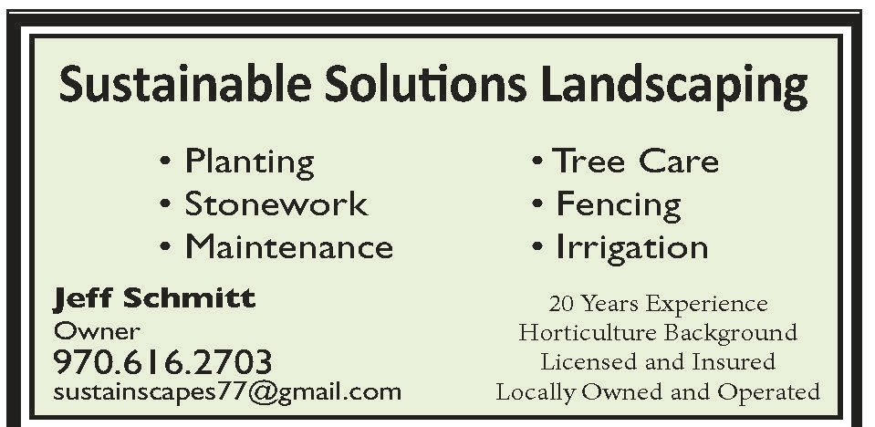 Sustainable Solutions Landscaping
