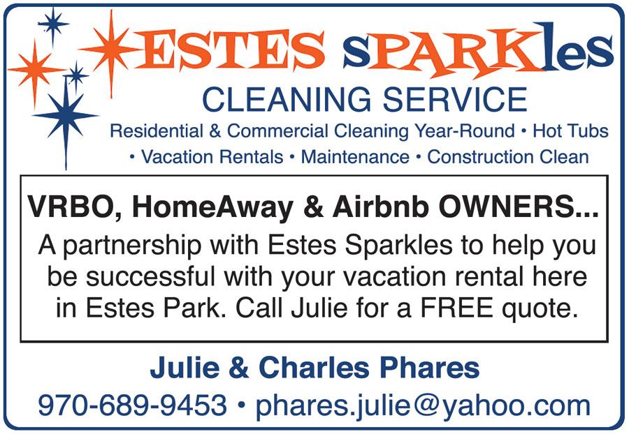 Estes Sparkles Cleaning Service