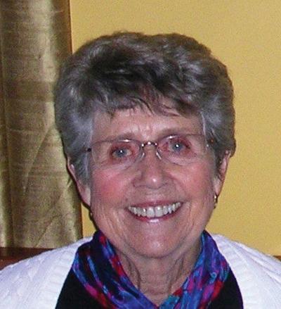 Mary Sue Rohwer