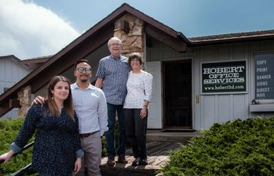 Hobert Office Services Under  New Ownership