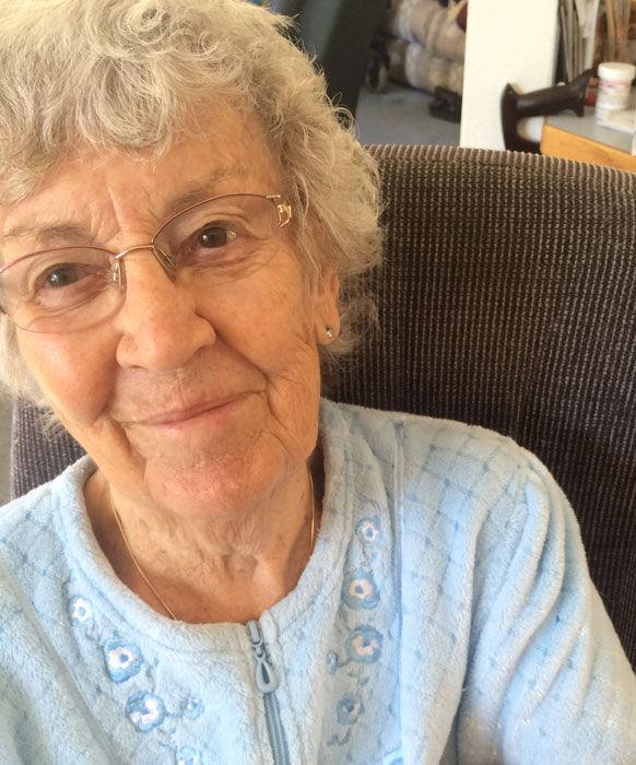 Happy 90th Birthday, Patricia Nytes
