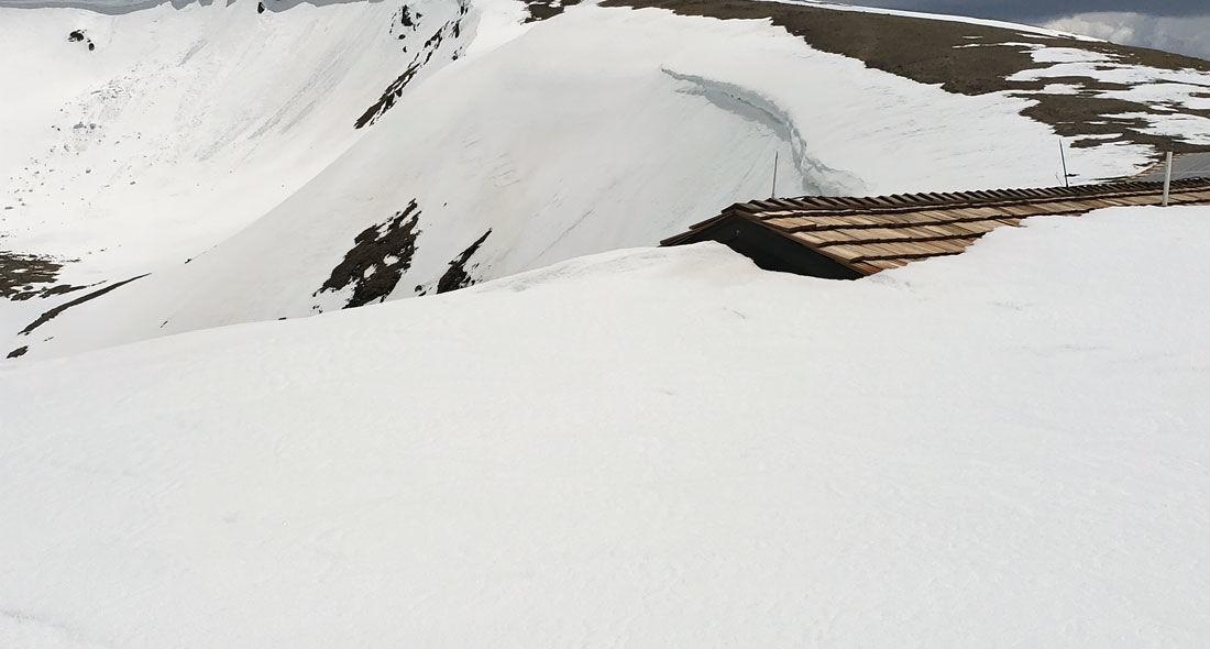 Trail Ridge Road – Alpine Visitor Center