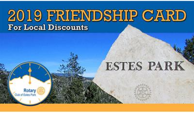 New Rotary Friendship Card  Makes Its Debut May 4