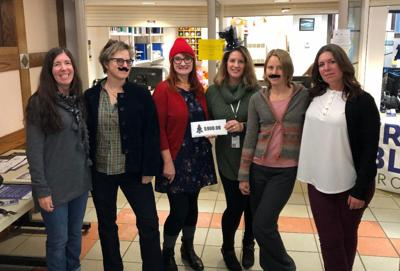 Employee Philanthropy Committee raises $900 for Estes Park Nonprofit Resource Center