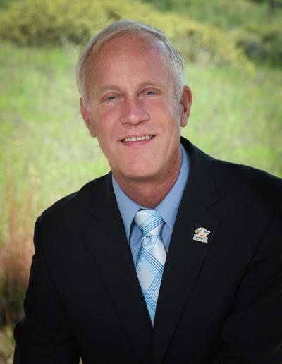 Larimer County Commissioner Steve Johnson