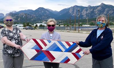 Trail Ridge Quilters/Newcomers Club Quilt Sale