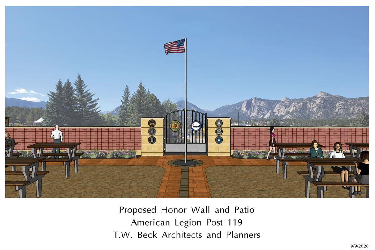 Visions Of A Wall Of Honor At American Legion Post 119