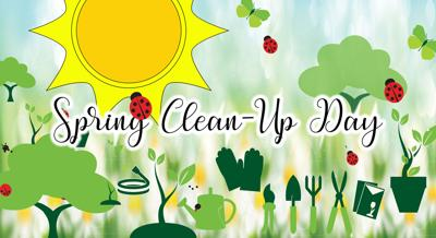 Time For Spring Clean-Up!