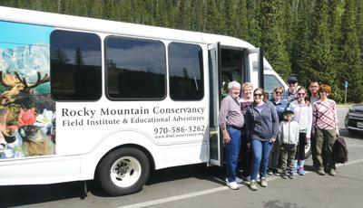 Summer Bus Tours To Explore  Rocky Mountain National Park