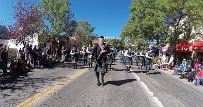 Scottish-Irish Highland Festival Parade