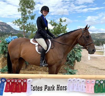 Local Rider Halley Moak Shines At  The Copper Penny Horse Show