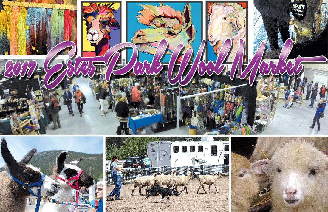 Wool Market In Estes Park June 9 10 Events Estesparknews Com