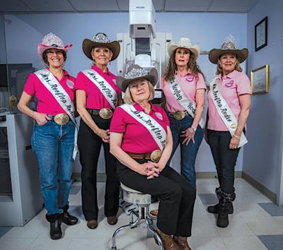 Mrs. Rooftop Rodeo Queens Need Your Help To Give Cancer The Boot