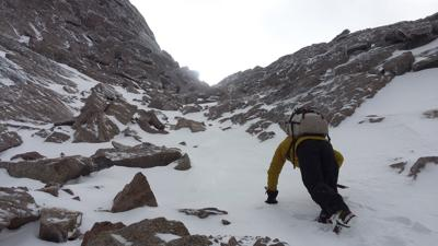 Search in Longs Peak Area Continues for Ryan Albert