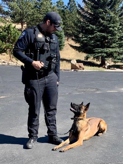 Estes Park Police Department K9
