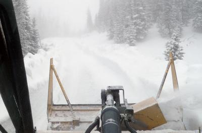 Trail Ridge Road Plowing Efforts Delayed