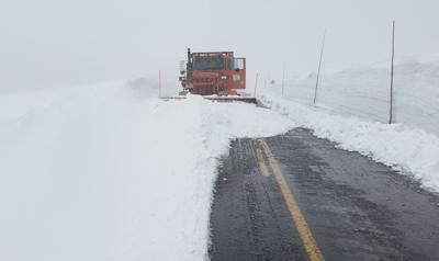 Summer storm closes Trail Ridge Road temporarily