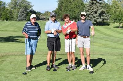 Suicide Prevention Golf Tourney Winners