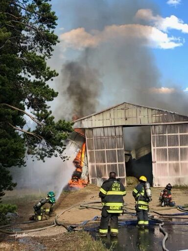 Fire at Glacier Creek Stables Courtesy Rocky Mountain National Park.jpg