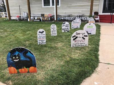 Halloween Trick-Or-Treat Trail At The Legion