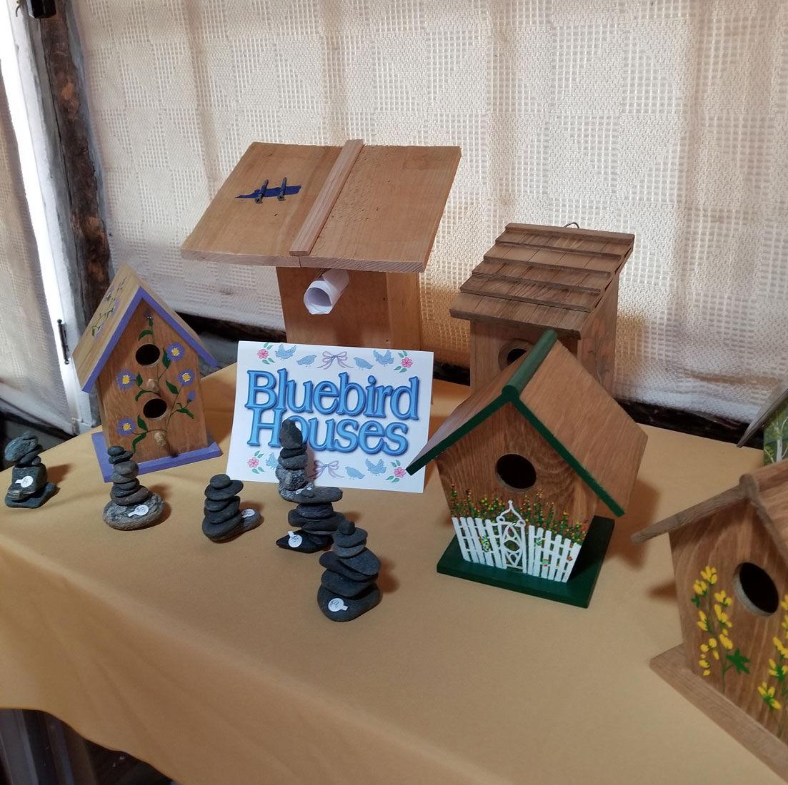 Allenspark Hilltop Guild Hosts Second Saturday Mini Bazaar