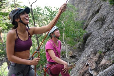Land Trust Breakfast Focuses On Climbing And Conservation