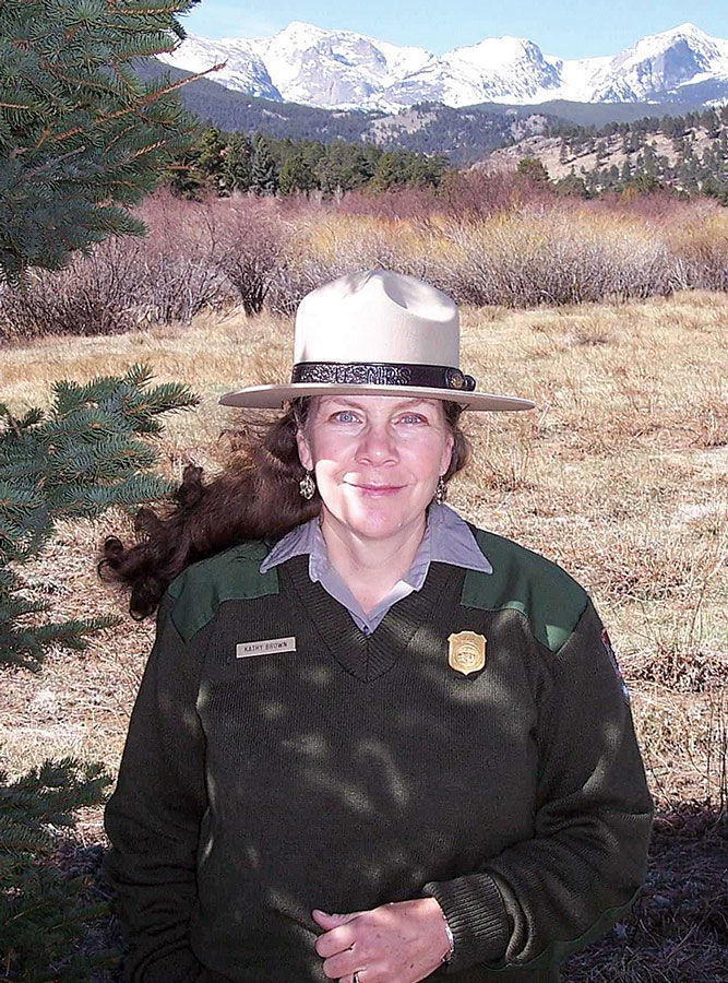 Rocky Mountain 101 Speaker Series - Kathy Brazelton