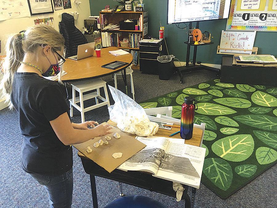 100 Books Donated To  Estes Park Elementary School