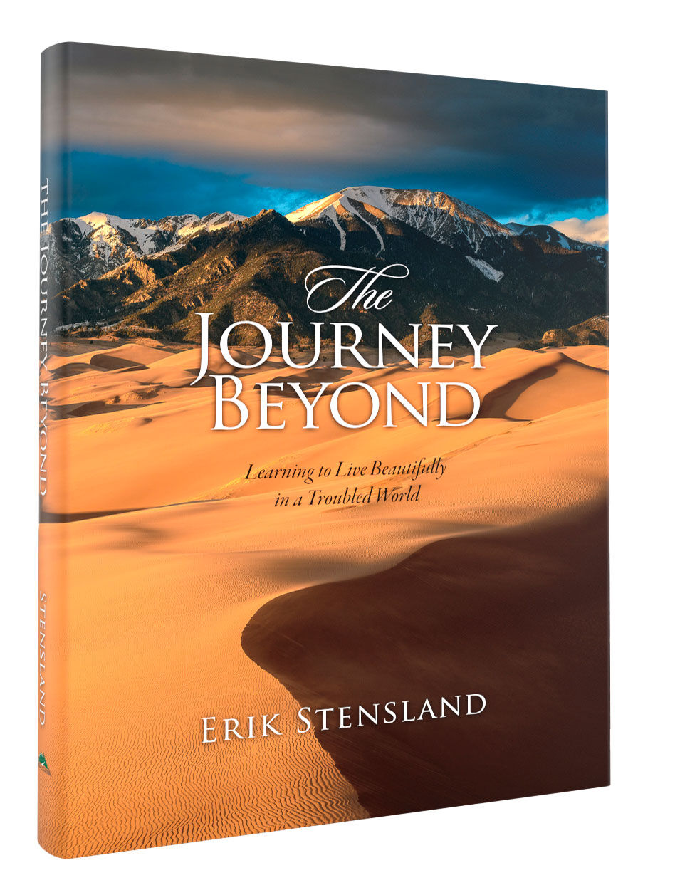 The Journey Beyond: Learning to Live Beautifully in a Troubled World