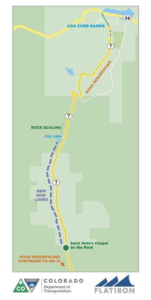 Highway 7 Road Improvements
