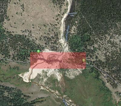 RMNP Alluvial Fan Closure