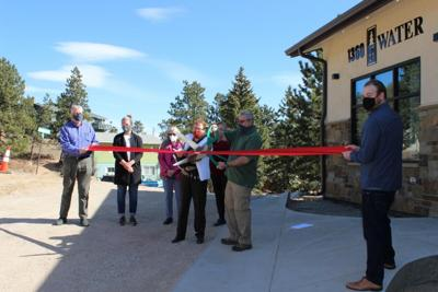 Water Division Facility Ribbon-Cutting
