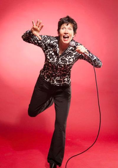 Comedian Nancy Norton In Estes